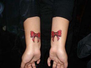tatuaje lazo pin up